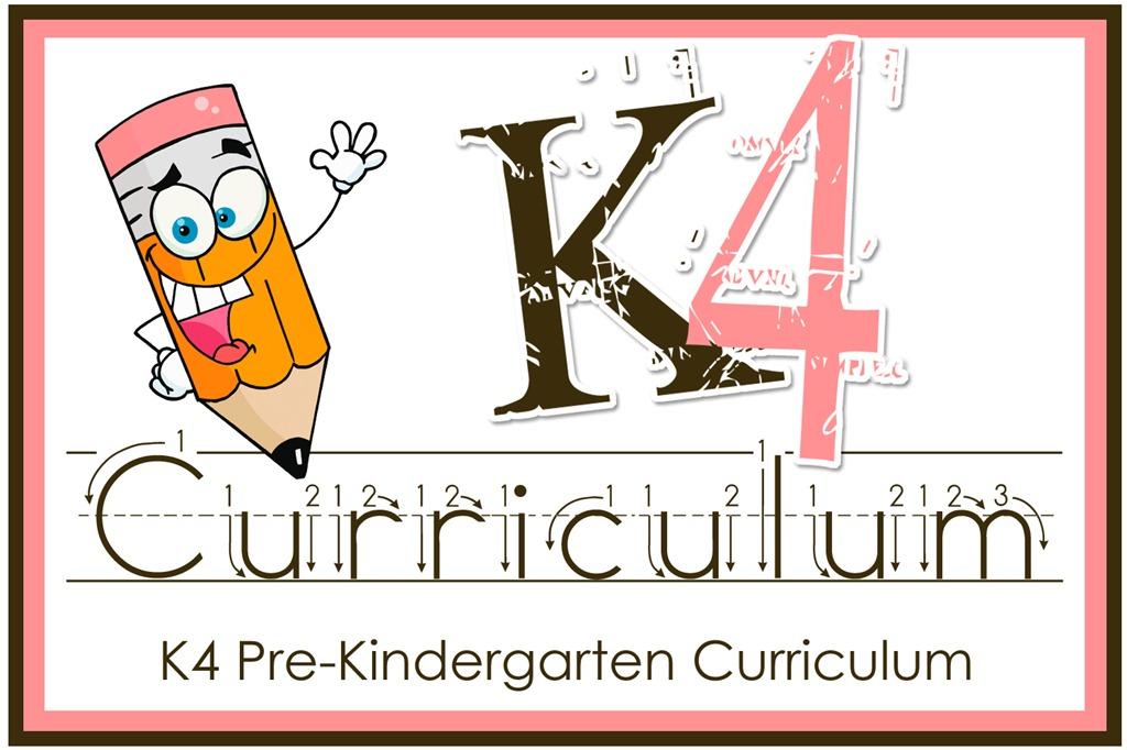 K4logo - Kindergarten Homeschool Curriculum