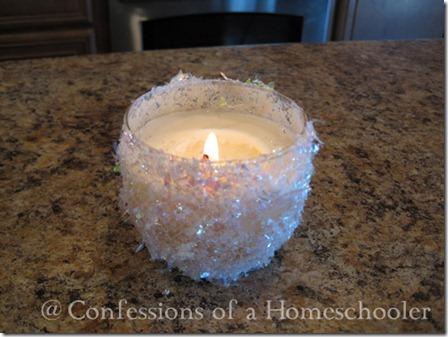 votive candleweb