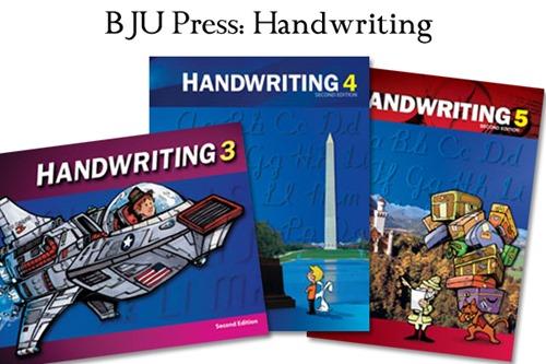 bjuhandwriting