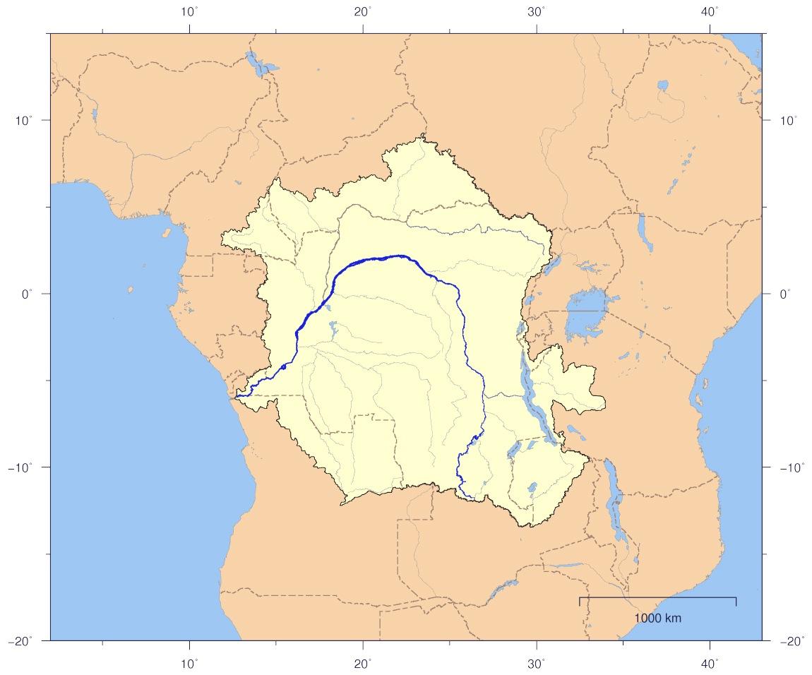 Central congo basin case study